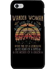 WANDER WOMAN Phone Case thumbnail