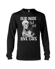 Love cats 1 Long Sleeve Tee thumbnail