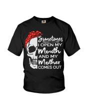 SOMETIMES T-SHIRT Youth T-Shirt thumbnail