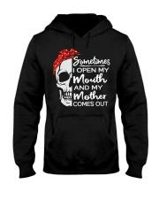 SOMETIMES T-SHIRT Hooded Sweatshirt thumbnail