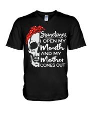 SOMETIMES T-SHIRT V-Neck T-Shirt thumbnail