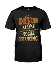 SOCIAL DISTANCING Premium Fit Mens Tee thumbnail