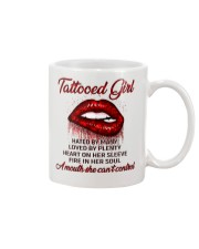TATTOO GIRLS T-SHIRT Mug thumbnail