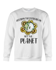 DESTROY THE PATRIARCHY SHIRT Crewneck Sweatshirt tile