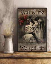 YOU and ME 16x24 Poster lifestyle-poster-3