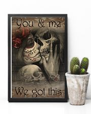 YOU and ME 16x24 Poster lifestyle-poster-8