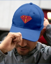 SUPERHAT MHW Embroidered Hat garment-embroidery-hat-lifestyle-01
