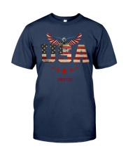 SINCE 1776 Classic T-Shirt front