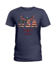 SINCE 1776 Ladies T-Shirt thumbnail