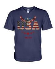 SINCE 1776 V-Neck T-Shirt thumbnail