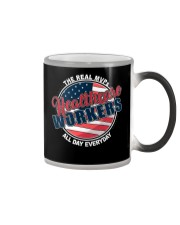 THE REAL MVPS Color Changing Mug thumbnail