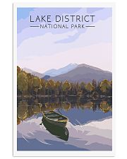 LAKE DISTRICT 24x36 Poster front