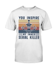 YOU INSPIRE Classic T-Shirt front