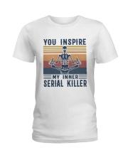 YOU INSPIRE Ladies T-Shirt thumbnail