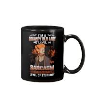 LEVEL OF STUPIDITY Mug thumbnail