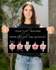 Making other girls feel awesome 17x11 Poster poster-landscape-17x11-lifestyle-19