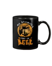 MY BROOMSTICK RUNS ON BEER Mug thumbnail