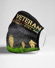 Vietnam Veteran 3 Cloth Face Mask - 3 Pack aos-face-mask-lifestyle-21