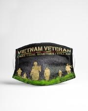 Vietnam Veteran 3 Cloth Face Mask - 3 Pack aos-face-mask-lifestyle-22