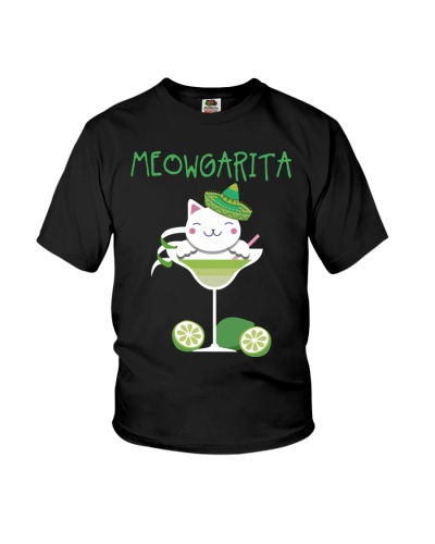 MEOWGARITA COCKTAIL CAT