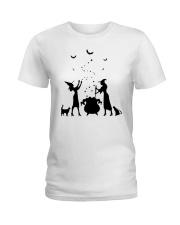 WITCH'S KITCHEN Ladies T-Shirt thumbnail