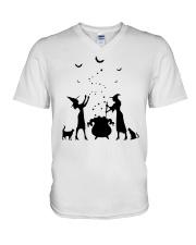 WITCH'S KITCHEN V-Neck T-Shirt thumbnail