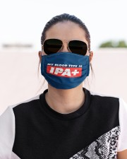 Craft Beer 5 Cloth face mask aos-face-mask-lifestyle-02