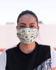 Irish Blood 9 Cloth Face Mask - 3 Pack aos-face-mask-lifestyle-03