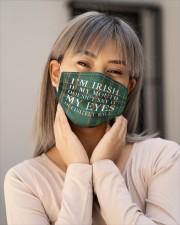 Irish Blood 3 Cloth Face Mask - 3 Pack aos-face-mask-lifestyle-17