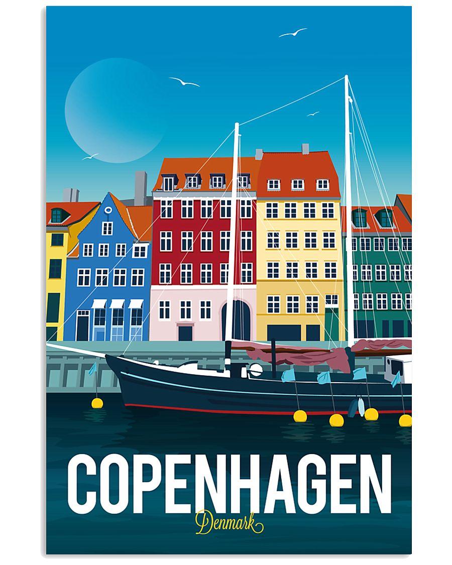 COPENHAGEN 16x24 Poster