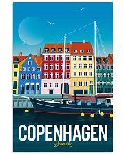 COPENHAGEN 16x24 Poster front