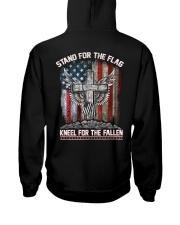 KNEEL FOR THE FALLEN Hooded Sweatshirt thumbnail