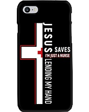 JESUS SAVES Phone Case thumbnail