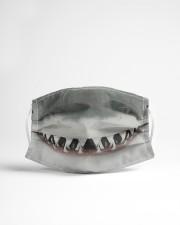Shark Lovers 1 Cloth face mask aos-face-mask-lifestyle-22