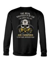SIX FEET BACK  Crewneck Sweatshirt thumbnail