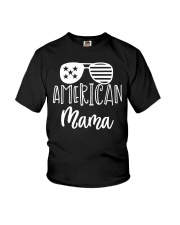 'MERICAN MAMA - INDEPENDENCE DAY Youth T-Shirt thumbnail