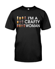 Crafty woman Premium Fit Mens Tee thumbnail