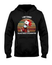 NICE NURSE T-SHIRT Hooded Sweatshirt thumbnail