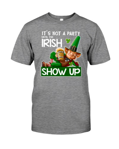 Until the Irish show up