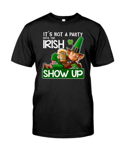 Until the Irish show up