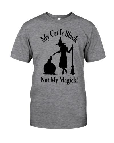 MY CAT IS BLACK NOT MY MAGICK