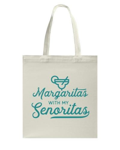 MARGARITAS WITH MY SENORITAS