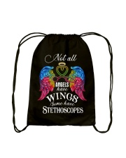 WINGS T-SHIRT Drawstring Bag thumbnail