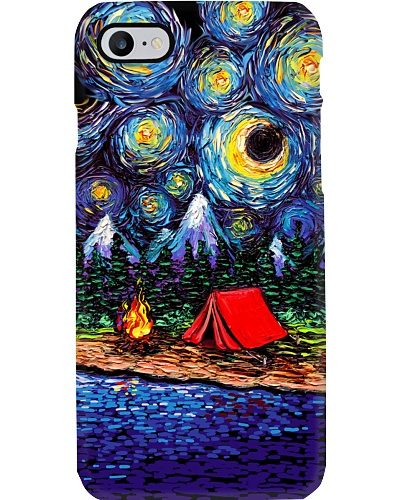 STARRY CASE FOR CAMPING LOVERS