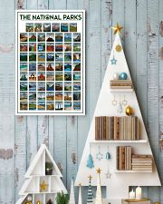 Limited Edition - 62 NPS - ver 3 16x24 Poster lifestyle-holiday-poster-2