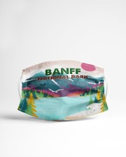 Banff national park Cloth Face Mask - 3 Pack aos-face-mask-lifestyle-22