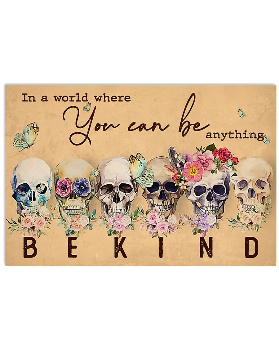 BE KIND 24x16 Poster