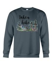 TAKE A HIKE Crewneck Sweatshirt thumbnail