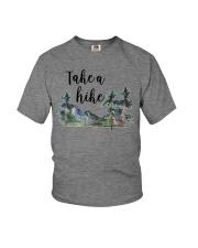 TAKE A HIKE Youth T-Shirt thumbnail