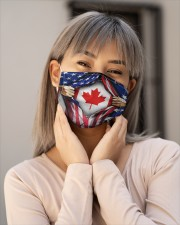 CANADA ROOT Cloth Face Mask - 3 Pack aos-face-mask-lifestyle-17